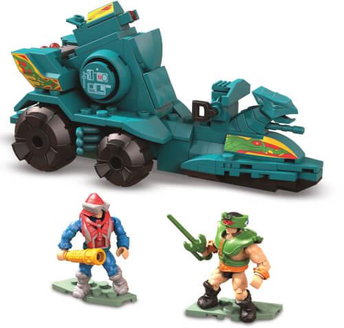 Mattel GWY75 Mega Construx Probuilder Masters of the Universe Origins Battle Ram