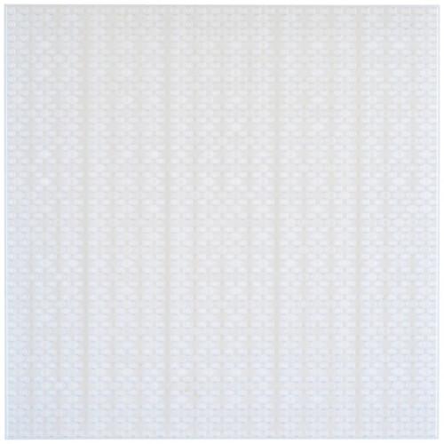 Open Bricks Baseplate 32x32 transparent clear (2)