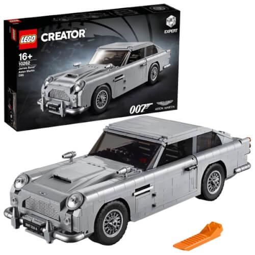 LEGO® Creator Expert 10262 James Bond Aston Martin DB5