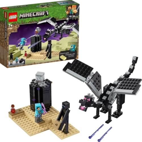 LEGO® Minecraft 21151 Das letzte Gefecht