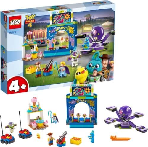LEGO® Toy Story 10770 Buzz & Woodys Jahrmarktspaß!