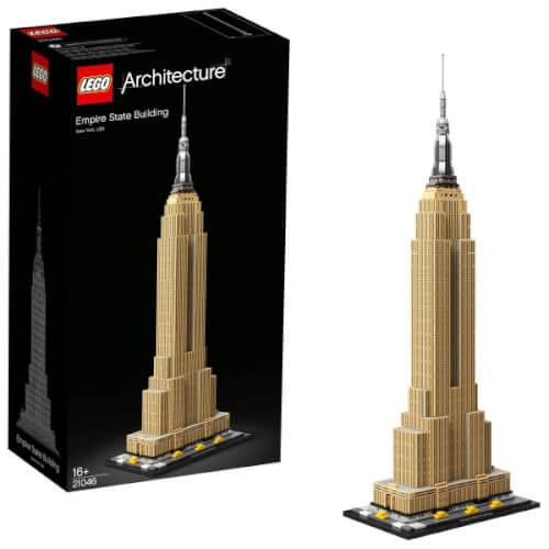 LEGO® Architecture 21046 Empire State Building