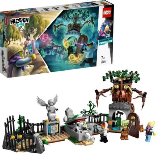 LEGO®  70420 Geheimnisvoller Friedhof