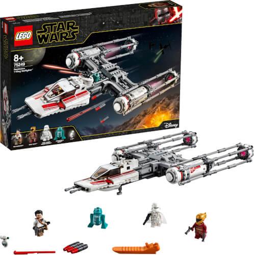 LEGO® Star Wars 75249 Widerstands Y-Wing Starfighter