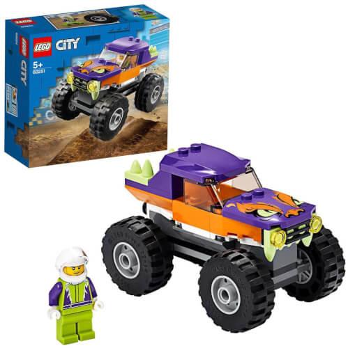 LEGO® City 60251 Monster-Truck