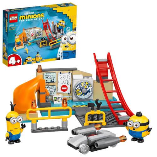 LEGO® Minions 75546 Minions in Grus Labor