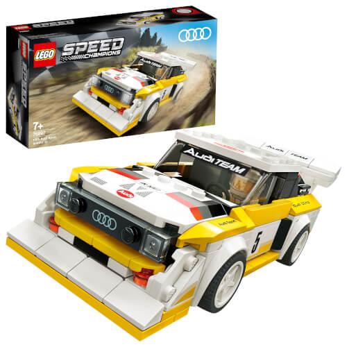 LEGO® Speed Champions 76897 1985 Audi Sport quattro S1