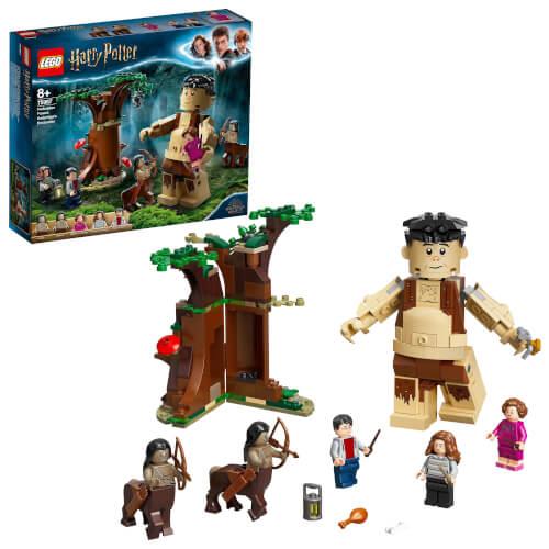 LEGO® Harry Potter 75967 Der Verbotene Wald: Begegnung mit Umbridge