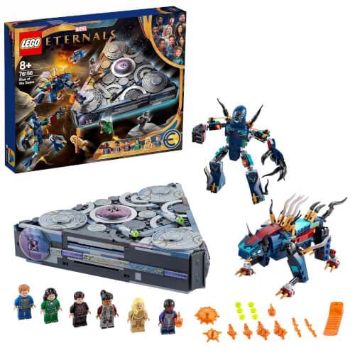 LEGO® Marvel Super Heroes™ 76156 Aufstieg des Domo