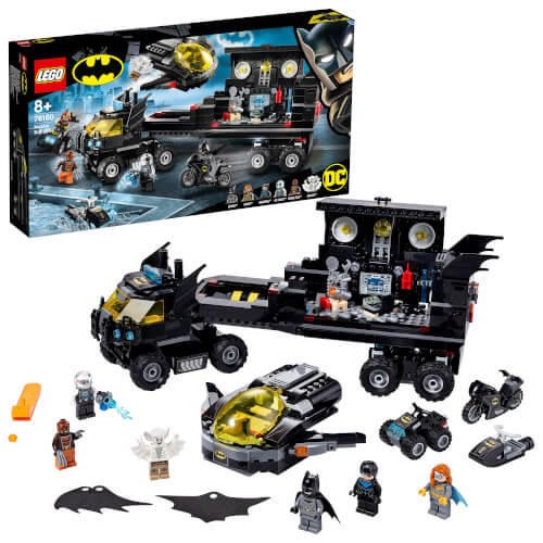 LEGO® DC Universe Super Heroes? 76160 Mobile Batbasis