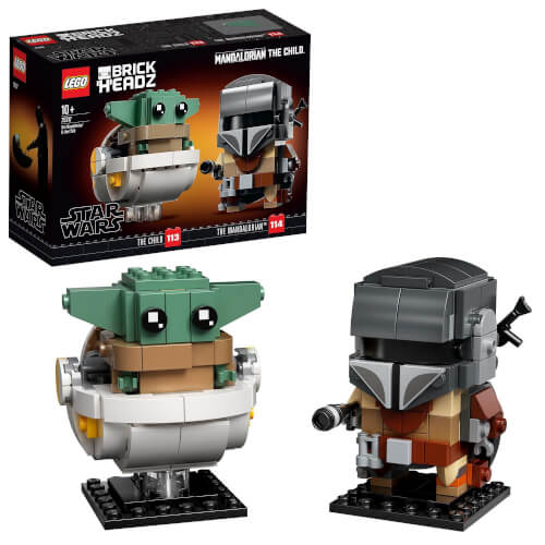 LEGO® Star Wars# 75317 Der Mandalorianer# und das Kind