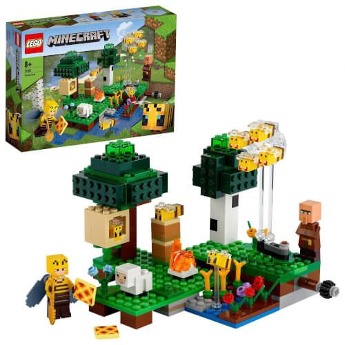 LEGO® Minecraft™ 21165 Die Bienenfarm