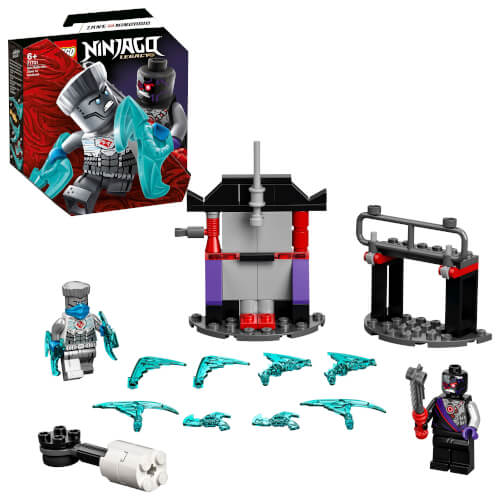 LEGO® NINJAGO 71731 Battle Set: Zane vs. Nindroid