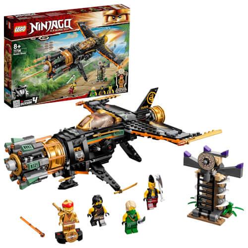 LEGO® NINJAGO 71736 Coles Felsenbrecher