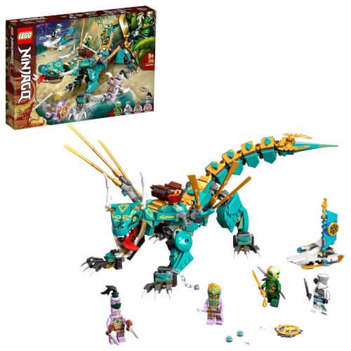 LEGO® NINJAGO 71746 Dschungeldrache