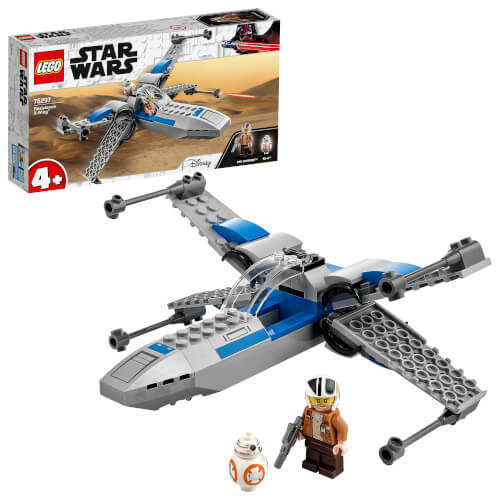 LEGO® Star Wars? 75297 Resistance X-Wing?