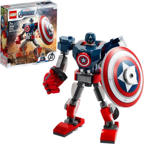 LEGO® Marvel Super Heroes# 76168 Captian America Merch