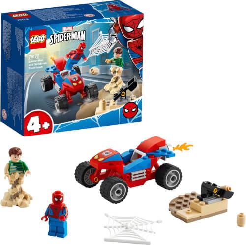 LEGO® Marvel Super Heroes# 76172 Das Duell von Spider-Man und Sandman