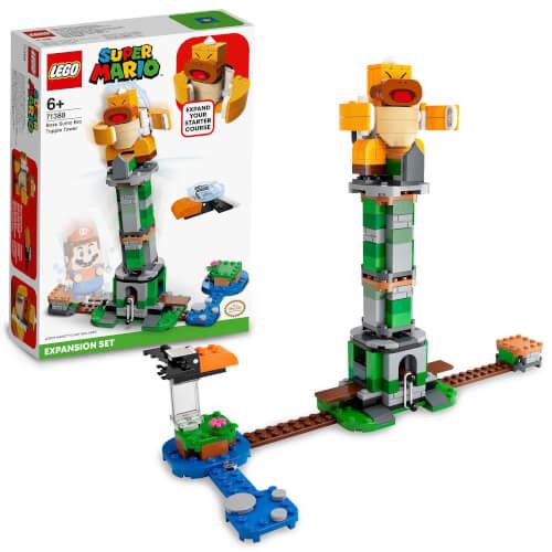 LEGO® Super Mario 71388 Kippturm mit Sumo-Bruder-Boss ? Erweiterungsset