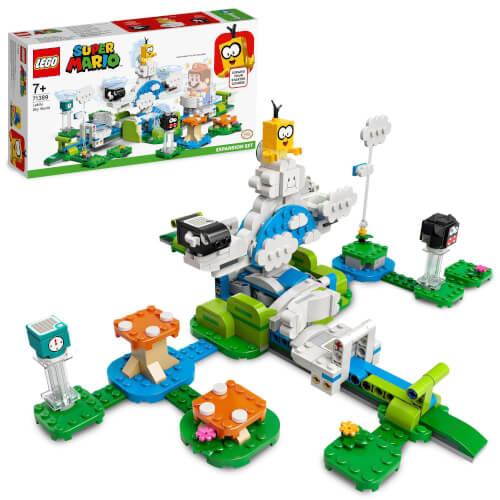 LEGO® Super Mario 71389 Lakitus Wolkenwelt – Erweiterungsset