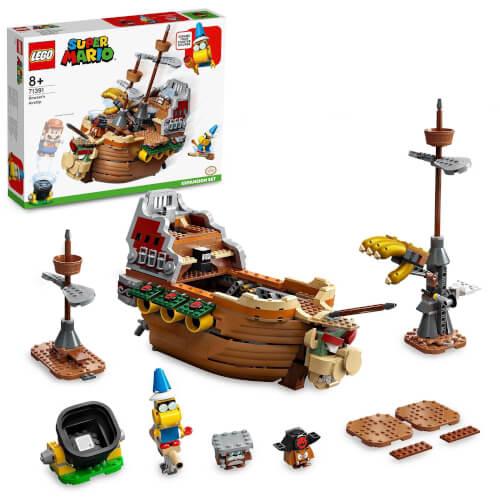 LEGO® Super Mario 71391 Bowsers Luftschiff ? Erweiterungsset