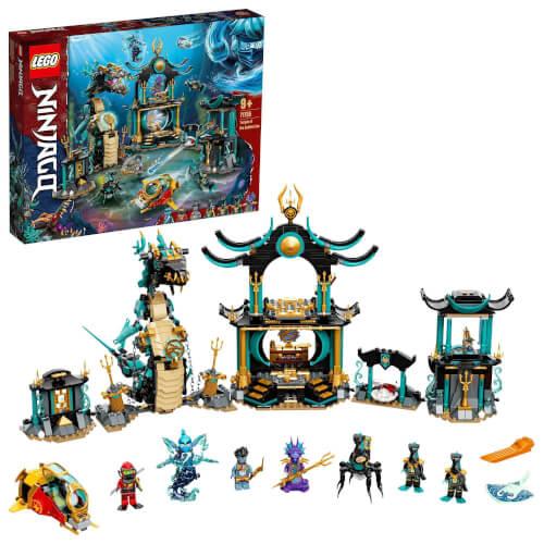 LEGO® NINJAGO 71755 Tempel des unendlichen Ozeans