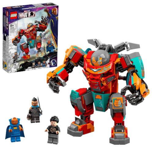 LEGO® Marvel Super Heroes™ 76194 Tony Starks sakaarianischer Iron Man