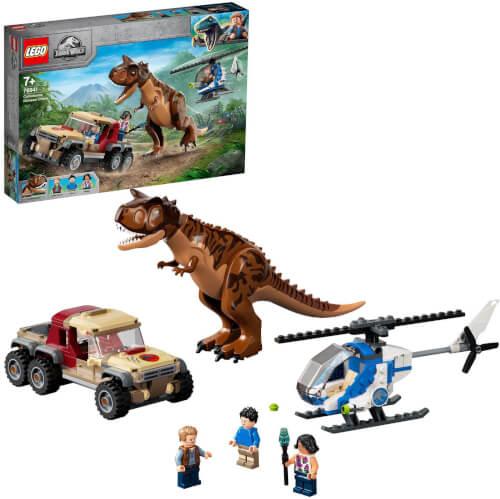LEGO® Jurassic World? 76941 Verfolgung des Carnotaurus