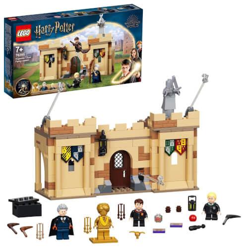 LEGO® Harry Potter 76395 Hogwarts#: Erste Flugstunde, Seltenes Set
