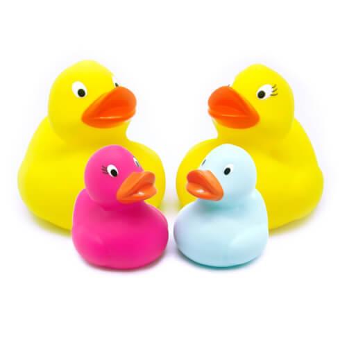 Badeenten Duck Family