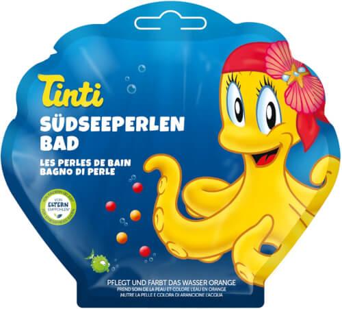 Tinti Südseeperlen Bad, Packmaß 1.5x15.5x14 cm, ab 3 Monaten