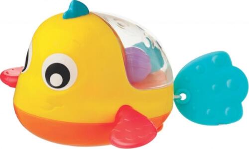 RothoPlaygro Badespielzeug Paddel-Fisch