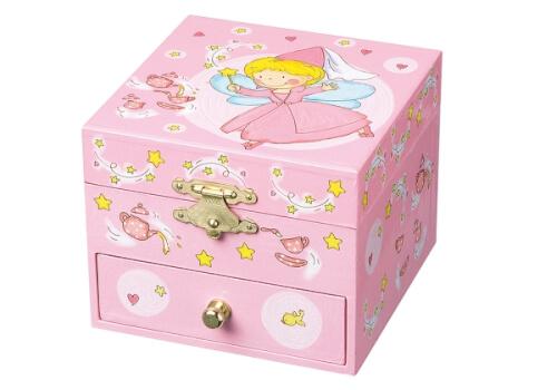 Spieldose Elfe & Stern, klein