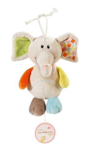NICI My first NICI Spieluhr Elefant Dundi, ca. 18 cm