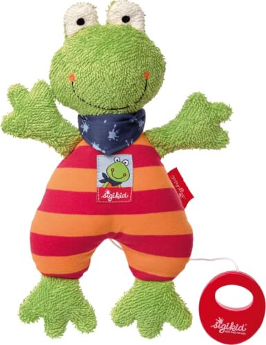 Sigikid  Spieluhr Folunder Frog