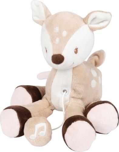 Jollymex Mini-Spieluhr Hirsch