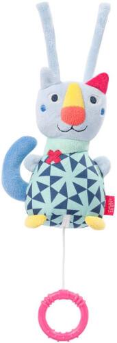 Fehn Color Friends Mini-Spieluhr Katze