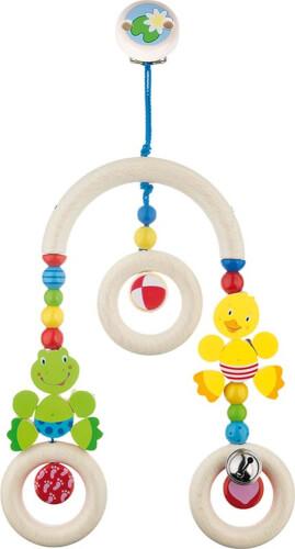 GoKi Mini-Trapez Frosch + Ente