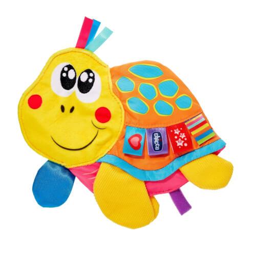 Chicco Schmusetuch langsame Schildkröte