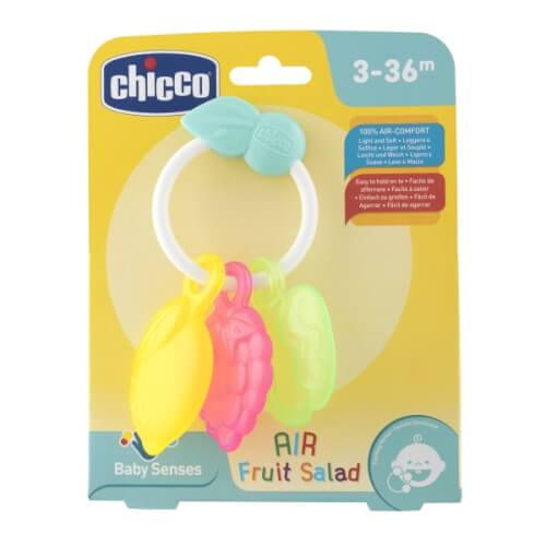 Chicco Beißring Air Früchte