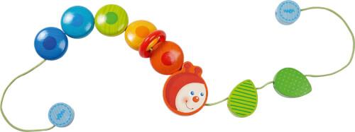 HABA - Kinderwagenkette Raupe, ca. 70 cm
