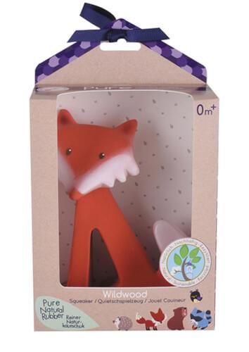 Tikiri - Fuchs Quietschfigur