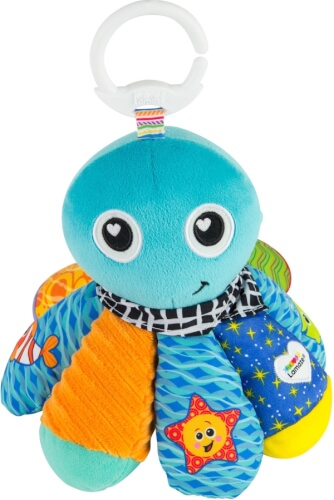 Clip & Go Sam, der Oktopus