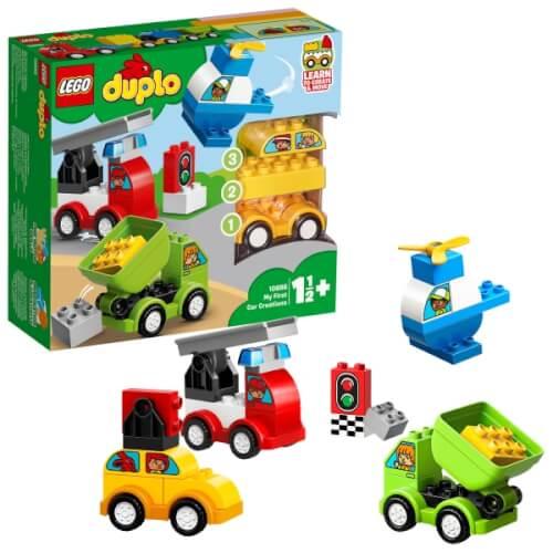 LEGO® Duplo 10886 Meine ersten Fahrzeuge