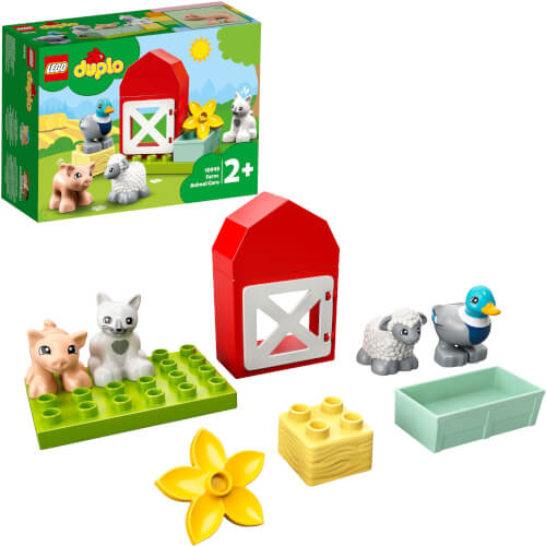 LEGO® DUPLO® 10949 Tierpflege auf dem Bauernhof