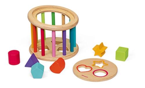 I Wood - Formen rätseln