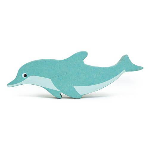 Tenderleaftoys - Holztier Delfin