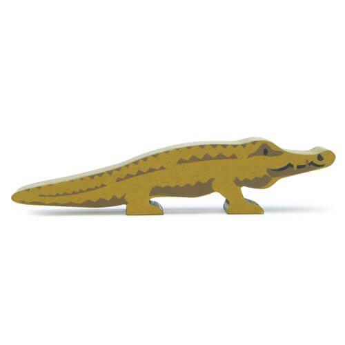 Tenderleaftoys - Holztier Krokodil