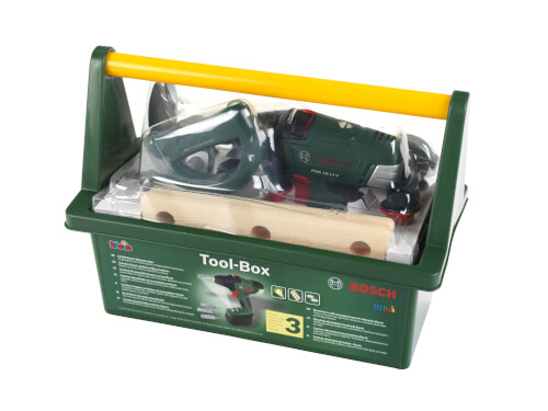 Theo Klein Bosch Tool Box mit Akkuschrauber