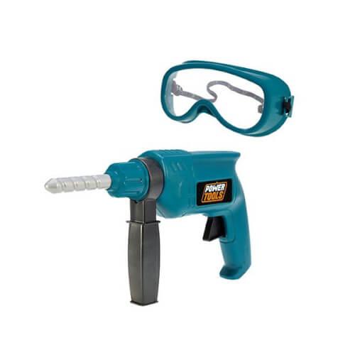 TOITOYS POWER TOOLS BohrerSchutzbrille (Werkzeug)